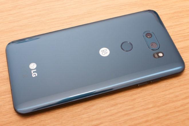 LG V30 Rückseite lg v30 LG V30 im Test: Zwischen Licht und Schatten 05 R  ckseite 660x440