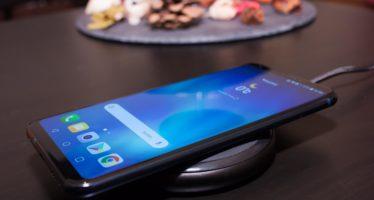 LG V30 im Test: Zwischen Licht und Schatten