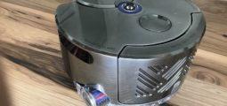 Roboterstaubsauger Dyson Eye 360 getestet – Design vor Funktionalität