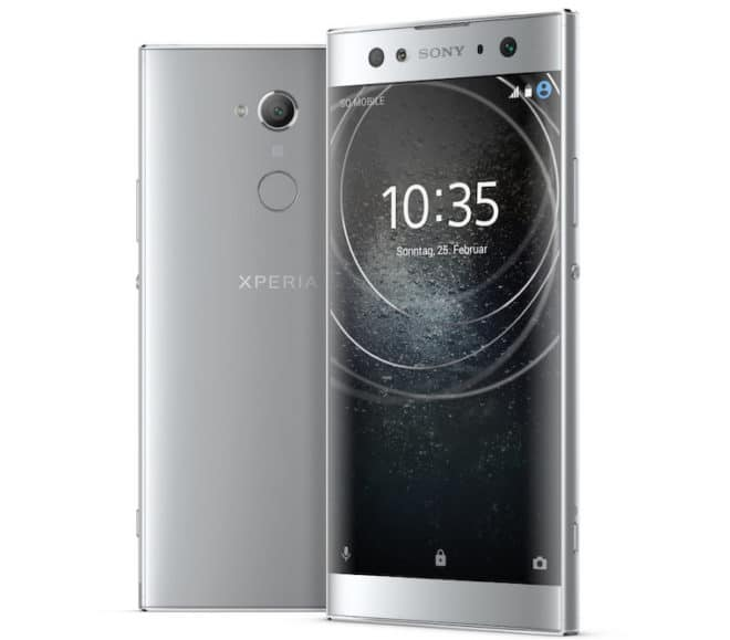Sony XA2 Ultra - Sony sony CES 2018: Sony bringt drei neue Smartphones fürs Einsteiger- und Mittelklasse-Segment Sony XA2Ultra 660x579