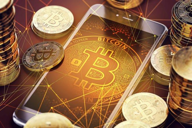 Bitcoin Symbolbild darknet Das Darknet: Lediglich eine dunkle Parallelwelt? bitcoin 660x440
