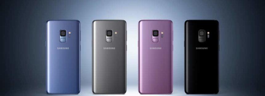 Galaxy S9: Samsung stellt neues Top-Modell in Barcelona vor