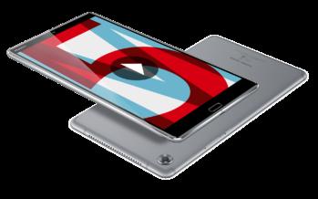 MWC 2018: Huawei-Rundumschlag mit Huawei MediaPad M5 und MacBook Konkurrent MateBook X