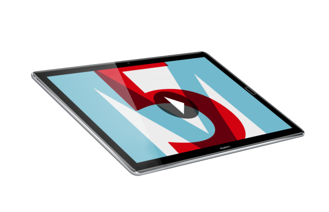 Huawei MatePad M5 huawei MWC 2018: Huawei-Rundumschlag mit Huawei MediaPad M5 und MacBook Konkurrent MateBook X k180006 m5 10inch greyhd liegend img 9140 660x426