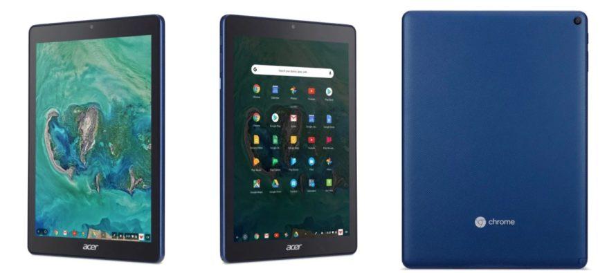Welch ein Zufall: Google stellt Chrome OS-Tablet einen Tag vor Apple-Bildungsevent vor