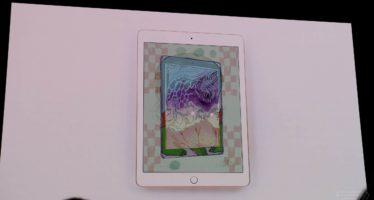 Apple-Event: Neues, günstigeres iPad mit Apple Pencil-Unterstützung in Chicago vorgestellt