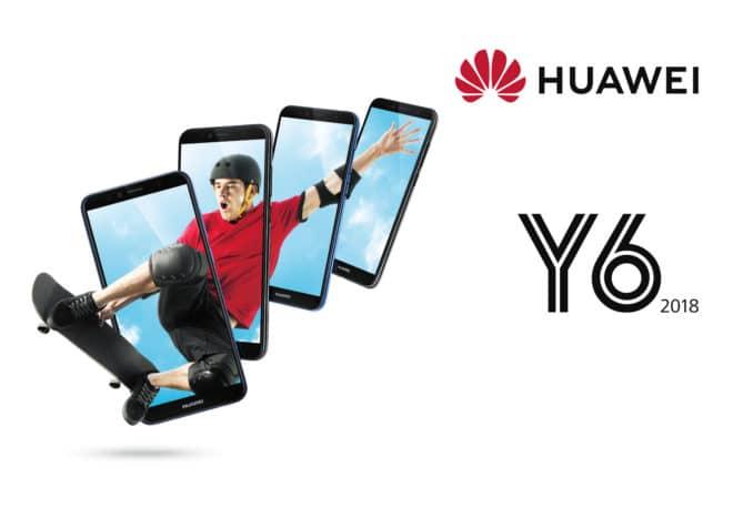Huawei Y6 - Huawei  Huawei Y4, Y5 und Y7: Drei aufgefrischte Smartphones für junge Kunden k180247 keyvisual y6 atomu skater white 297x210mm 660x467