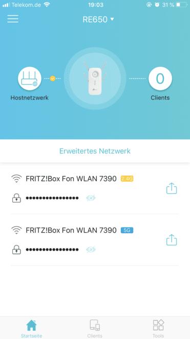 tp-link TP-Link RE 650 AC2600: W-LAN Repeater im Test – Endlich Schluss mit schlechtem W- LAN-Empfang? IMG 2954 371x660