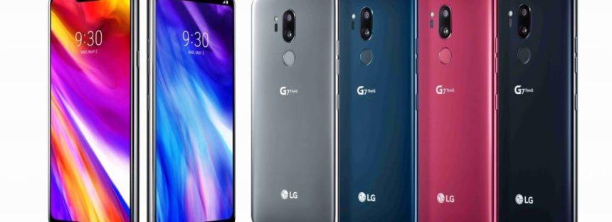 LG G7ThinQ: Überarbeitetes Top-Modell will mit Künstlicher Intelligenz überzeugen