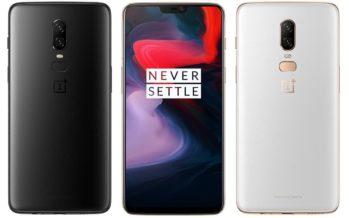 Oneplus stellt Oneplus 6 vor: Riesiger Bildschirm und Dualkamera