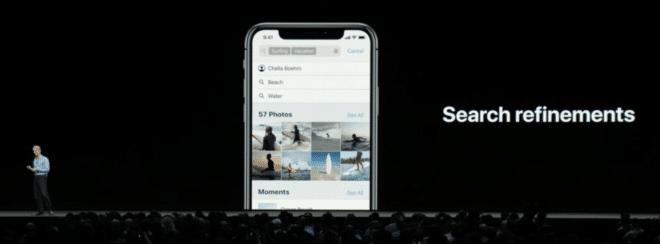 WWDC 2018: Alle Neuerungen im Überblick iOS12 fotosuche thumb 660x244