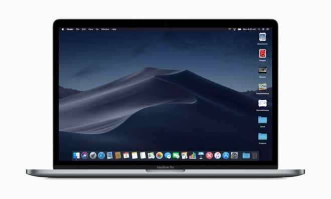 WWDC 2018: Alle Neuerungen im Überblick macOS preview Stacks Finder screen 06042018 660x397