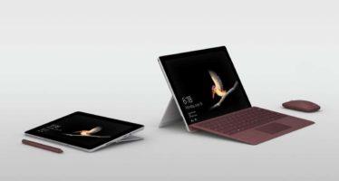 Surface Go vorgestellt: Zehn-Zoll-Tablet mit Windows 10 ab 449 Euro