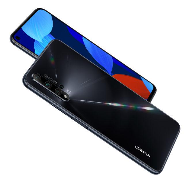 Huawei nova 5T huawei Huawei nova 5T kommt mit Android nach Deutschland HUAWEI nova 5T Black 1 660x631