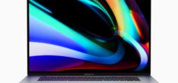 Apple stellt neues 16 Zoll-MacBook vor und verbessert Bildschirm, Tastatur und Lautsprecher
